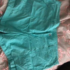 Pants - The communist shorts ever - more of mint green